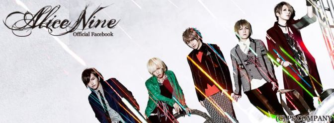 Alice Nine 9th Anniversary #2 LIVE! Viewing on NicoNico Live!